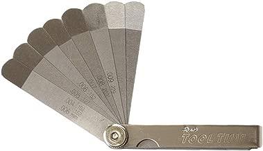 Ryno's Tool Time - Feeler Gauge - Feeler Gauge Set - Feeler Gauges - Go/No Go Spark plug gap tool, valve adjustment tool. Sizes ranging from .004/.006