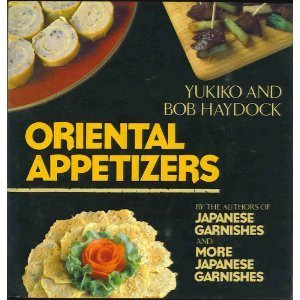 Oriental Appetizers 0030635586 Book Cover