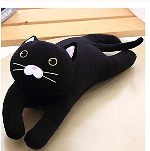 Plüschspielzeug super weiche Plüschkissen gefüllte Cartoon Tier Nette Katze Spielzeug Schlafzimmer Nickerchen Kissen Kinder Erwachsene 30cm Jikasifa