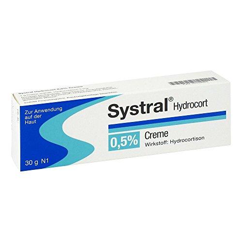 SYSTRAL Hydrocort 0,5% Creme 30 g