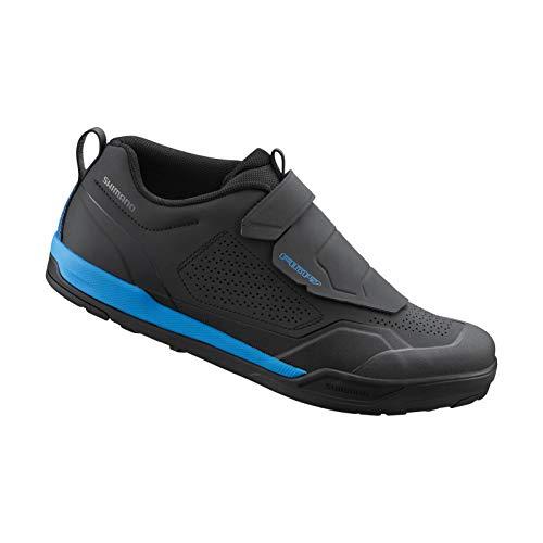 SHIMANO SH-AM902 Bicycle Shoes, Black, 44.0