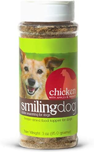 Herbsmith Kibble Seasoning – Freeze Dried Beef – Dog Food Topper for Picky Eaters