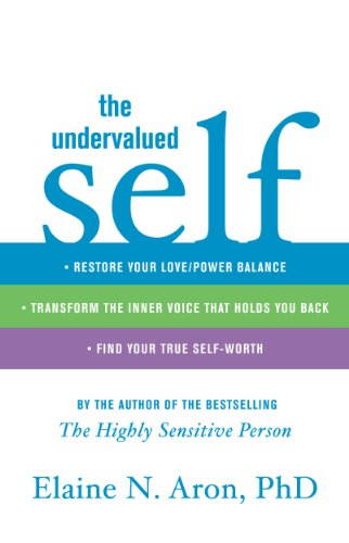 The Undervalued Self: Restore Your Love/Power Balance, Transform the Inner Voice That Holds You Back, and Find Your True Self-Worth (English Edition)