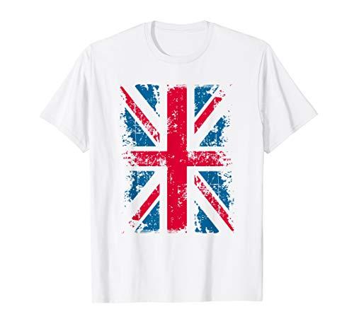 Union Jack Flagge T-Shirt Flagge des Vereinigten Königreichs