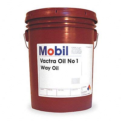 Mobil Mobil Vactra No.1 Way Oil 5 gal ISO 32