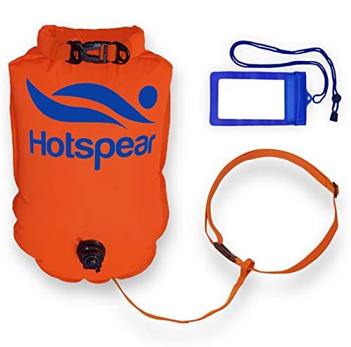 Hotspear Boya de natación Compacta 20L