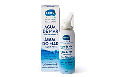SENTI2 spray nasal agua de mar bote 100 ml