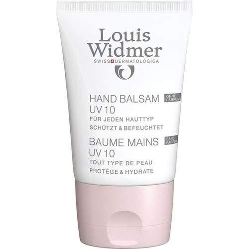 WIDMER Hand Balsam UV 10 unparf, 50 ml