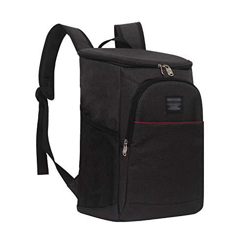 Mochila de picnic portátil impermeable aislada bolsa de almacenamiento para viajes, camping, barbacoa, compras, senderismo, actividades al aire libre