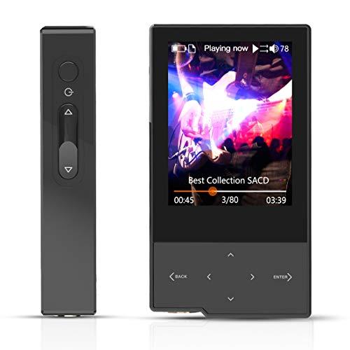 Bluetooth対応 mp3プレーヤー HIDIZS AP60 HIFI 超高音質 デジタルオーディオプレーヤー 最大256GBマイクロSDカードに対応 (2nd Generation)
