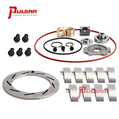 PULSAR 04-07 6.0 Turbo Rebuild Kit 6.6 Staggered Step Gap Seals