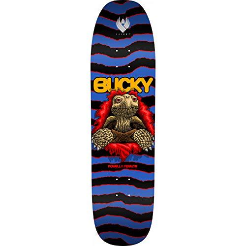 Powell Peralta Skateboard Deck Flight Pro Model Bucky Lasek Tortoise Shape 297 8.625