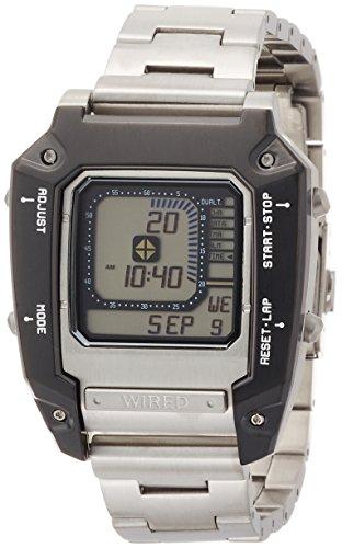 [ワイアード]WIRED 腕時計 WIRED ×METAL GEAR SOLID V:THE PHANTOM PAIN メタルギアソリッド コラボレーションウオッチ