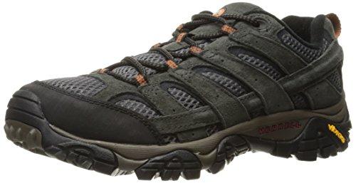 Merrell Men's Moab 2 Vent Hiking Shoe, Beluga, 10 M US