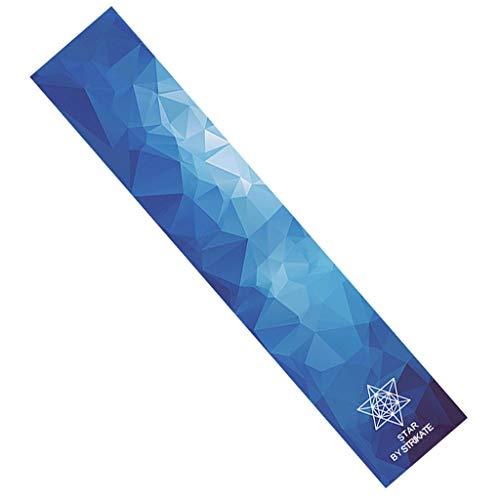 HomeDecTime Longboard Monopatín Lija Cinta Adhesiva Papel de Arena - Espacio de Cinco Dimensiones, Talla única