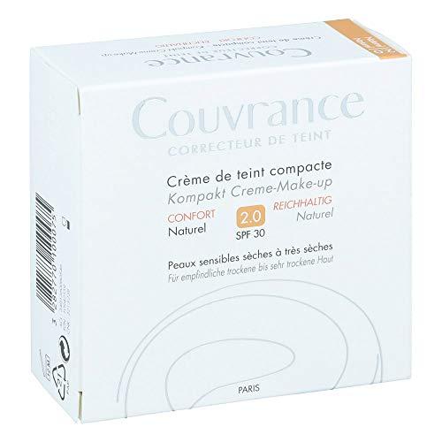 Avène Couvrance Kompakt Cr.-Make-up reich. 2.0 naturel