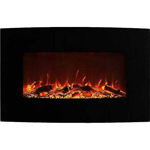 Regal Flame Madison 35 Log Ventless Heater Electric Wall Mounted Fireplace Better than Wood Fireplaces, Gas Logs, Fireplace Inserts, Log Sets, Gas Fireplaces, Space Heaters, Propane