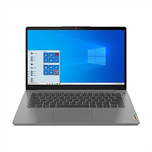 Lenovo Notebook (14,0 Zoll IPS FHD), Intel Dual Core 7505U 2 x 3.50 GHz, 4 GB DDR4 RAM, 128 GB SSD, HDMI, Intel UHD Grafik, HD Webcam, Windows 10 Home