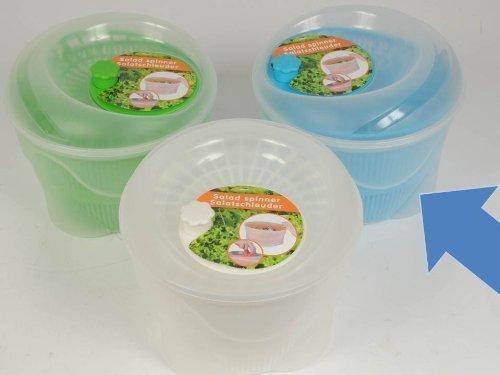 Salatschleuder, 23 cm, blau und weitere Farben sortiert