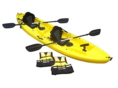 Cambridge Super Stable 3 Seater Kayak from Cambridge Kayaks