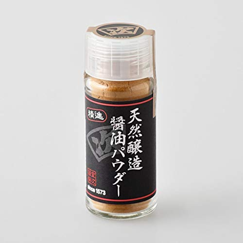 精進「天然醸造醤油パウダー」20g ビン