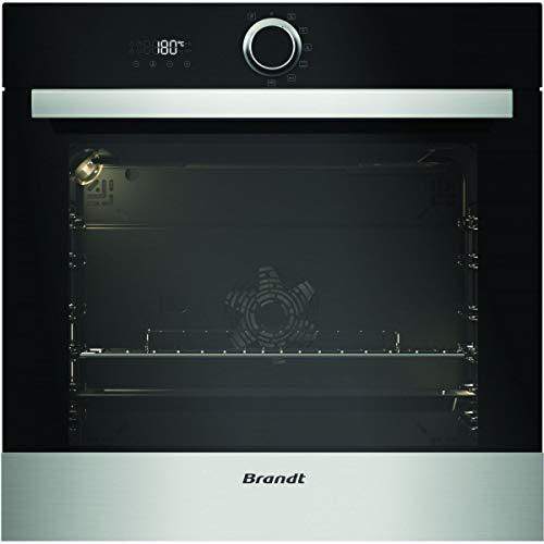 Four encastrable pyrolyse Brandt BXP5337X / 73 litres / Classe A / Inox