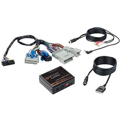 iSimple ISGM575 iPod/iPhone (30-pin) and auxiliary audio input interface