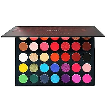 Beauty Glazed Paleta de maquillaje - Mejor Beauty Glazed Paleta de sombras de ojos