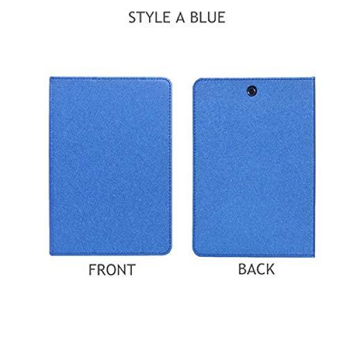 Flip Case für HP Pro Tablet 608 G1 Magnetabdeckung Ständerhalter Pu Ledertasche für HP Pro Tablet 608 g1 Z8500 7.9 Tablet Case-Stil EIN BLAU