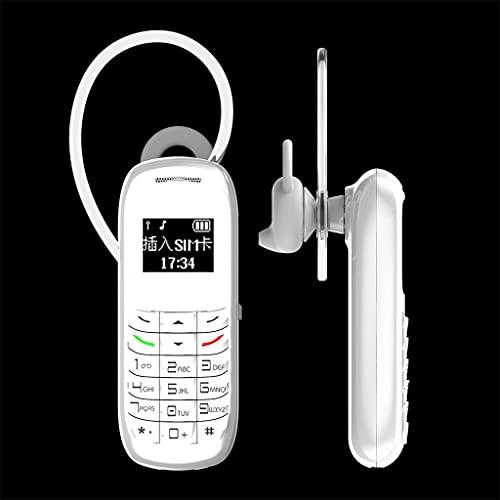 Codomoxo GTStar BM70 - Mini teléfono móvil con ranura para tarjeta SIM, mini teléfono móvil, manos libres, Bluetooth, reproductor de MP3