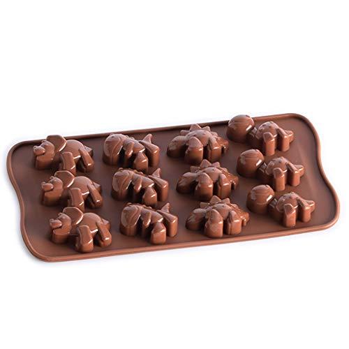 La mejor comparación de Moldes para macarons franceses los 5 más buscados. 13