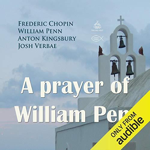 A Prayer of William Penn audiobook cover art