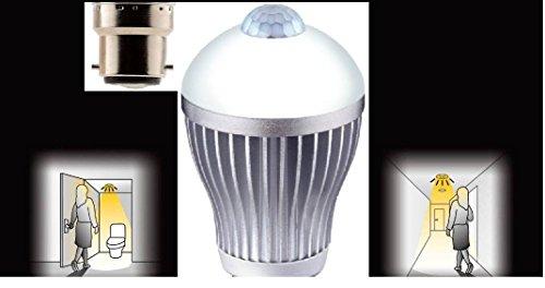 Smart Light Ampoule à baïonnette avec détecteur de mouvement PIR
