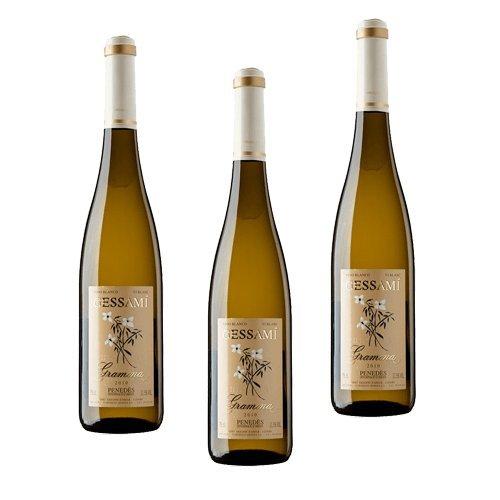 Gramona Gessami - Vino Blanco - 3 Botellas