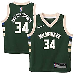 Officially licensed by the NBA Designed and manufactured by Nike Nike Dry fabrics move sweat from your skin for quicker evaporation – helping you stay dry, comfortable and focused on the task at hand Fit: Nike Swingman Jerseys have an athletic cut. F...