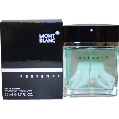 Montblanc Presence Edt Vapo 50 Ml - 50 ml