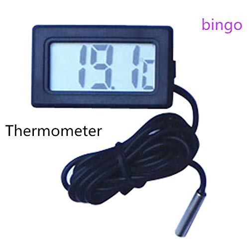 Amazing Deal iuchoice ❤️❤️ Mini Thermometer Temperature Meter Digital LCD Display