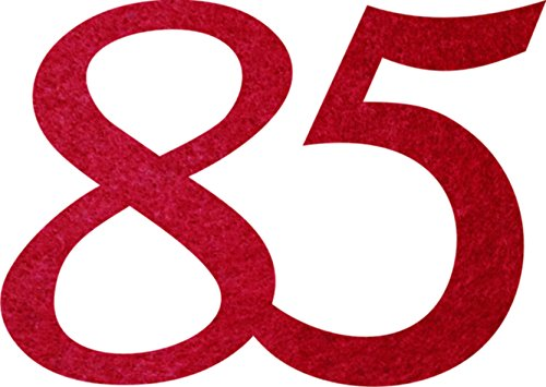 Petra s Manualidades News a de gef3370//–/29/Streudeko, fliz, Burdeos, 18/x 12/x 3/cm