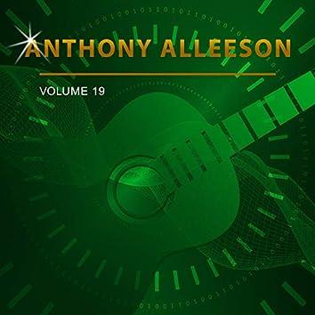 Anthony Alleeson, Vol. 19