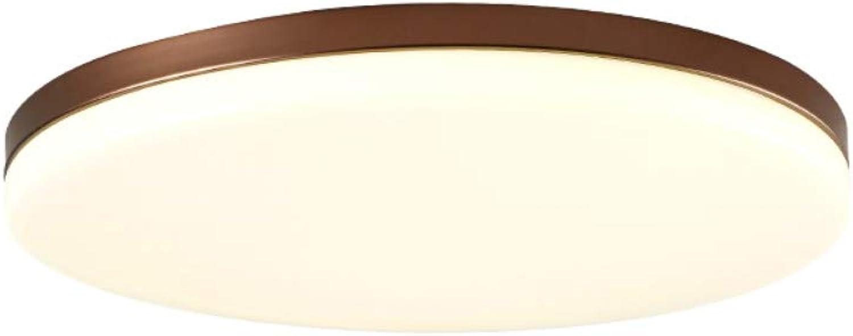 Ultradünne flache runde deckenleuchte led wohnzimmer lampe fernbedienung arbeitszimmer beleuchtung zimmer schlafzimmer durchmesser 27cm, wei