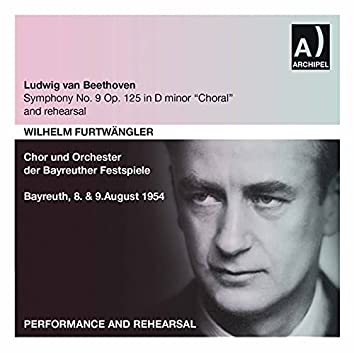 """Beethoven: Symphony No. 9 in D Minor, Op. 125 """"Choral"""" & Rehearsal (Live)"""