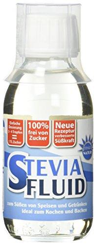 Stevia Tafelsüsse, 6er Pack (6 x 125 ml)