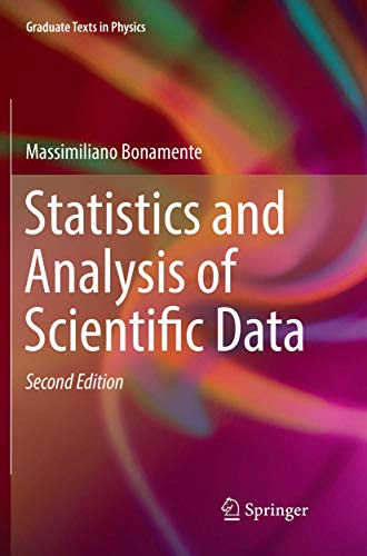 Statistics and Analysis of Scientific Data (Graduate Texts in Physics)の詳細を見る