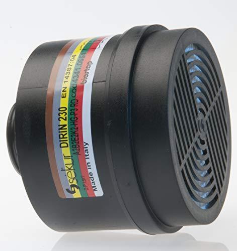 Filtro de respiración DIRIN 230 A2B2E2K2 HG-P3R D