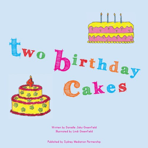 Two Birthday Cakes | Beanstalk Mums