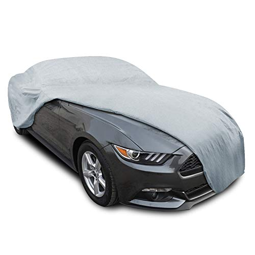 KAKIT 6 Layers Ford Mustang Cover for 2015-2020