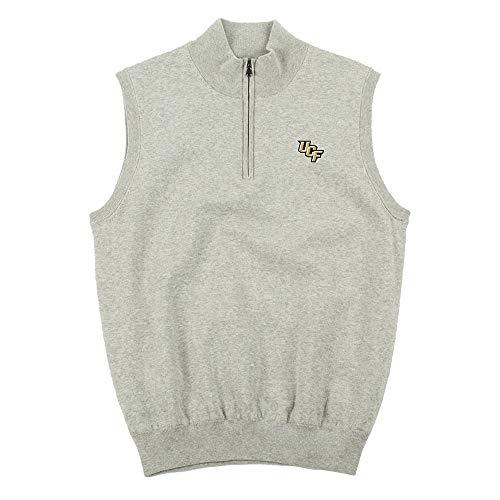 Oxford NCAA Herren Weste Simel gefüttert Windjacke, Herren, Men's Simel Lined Wind Sweater Vest, Highrise, Small