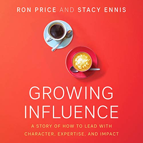 Growing Influence audiobook cover art