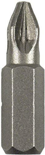 Bosch 2 609 255 922 - Punta de destornillador estándar PZ (pack de 2)