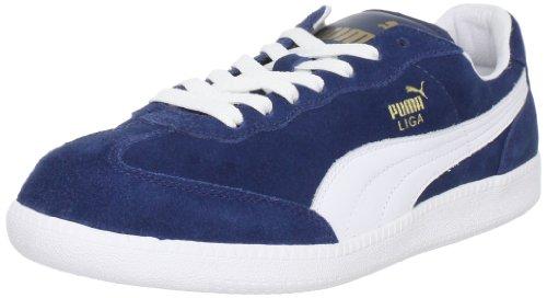 PUMA Unisex Liga Suede Classic Sneaker